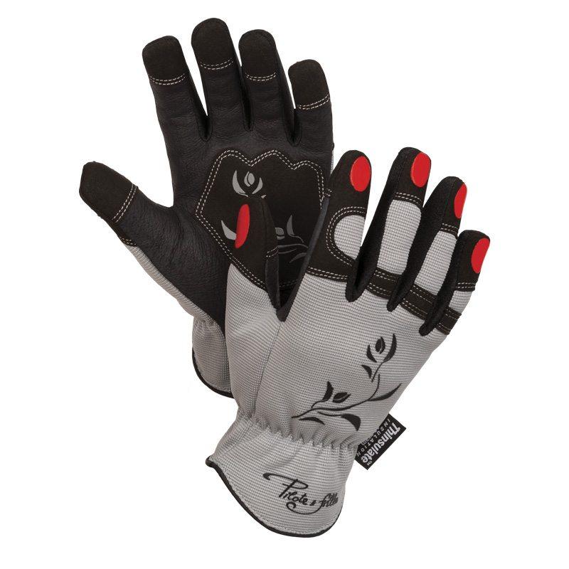 Gants de travail doublés pour femme | Women work gloves