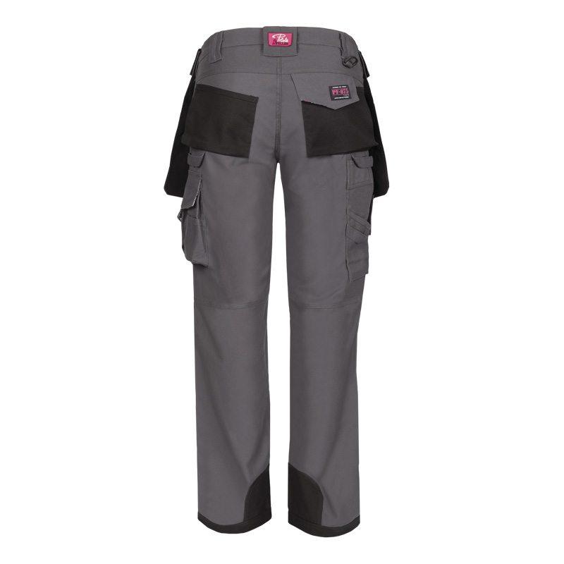 Pilote et filles | Pantalon de travail mutli-poches | Multi-pocket work pant