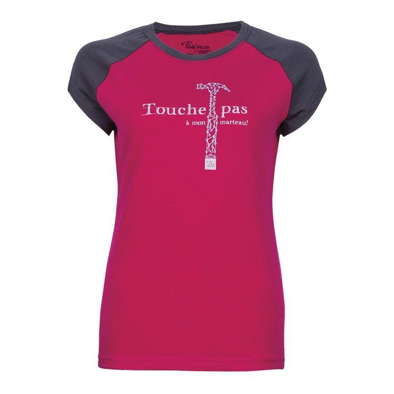 Pilote et filles | T-Shirt | T-Shirt