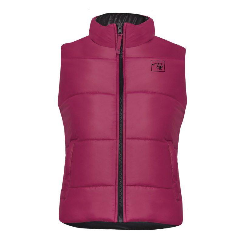 Veste isolée réversible | Reversible insulated vest