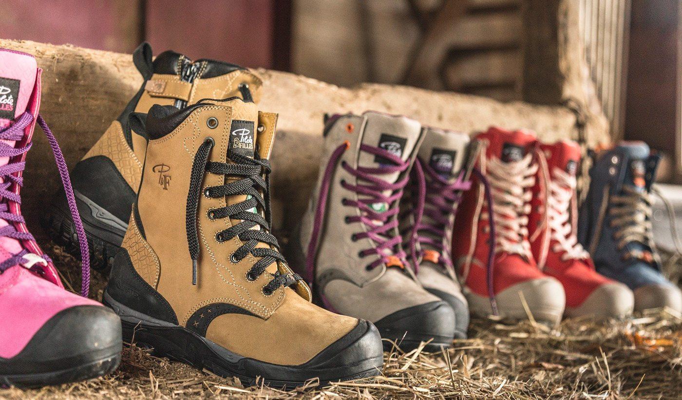 Bottes et chaussures de sécurité