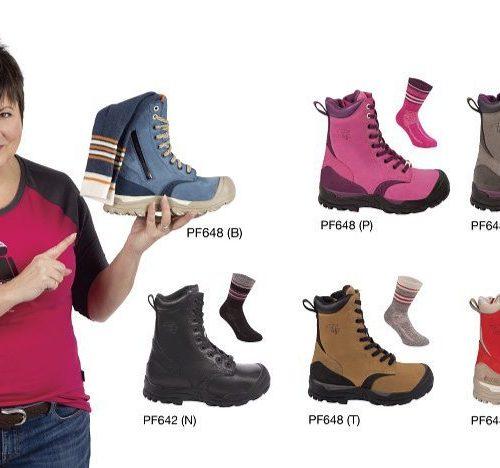 Bas gratuits à l'achat de bottes