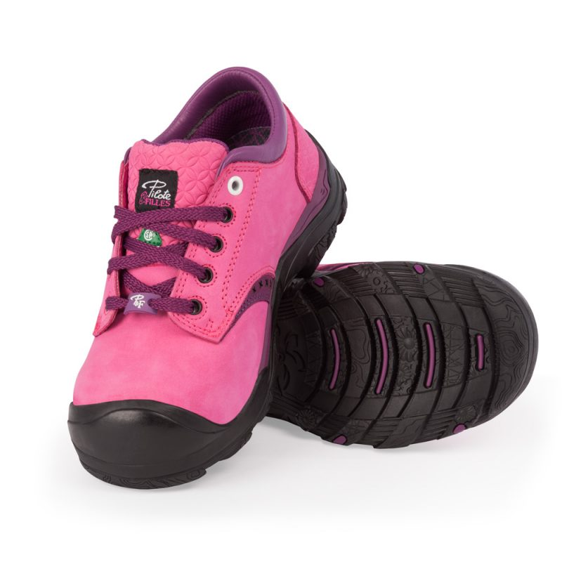 chaussure de securite pour femme pilote et filles. Black Bedroom Furniture Sets. Home Design Ideas